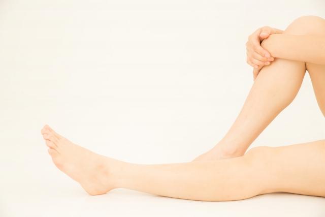 足首の柔軟性